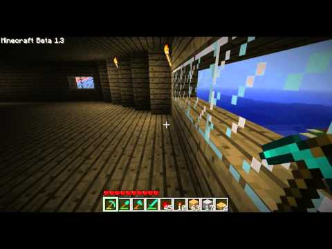 08 - Aventuras em Minecraft - Up Barco? Date - YouTube,