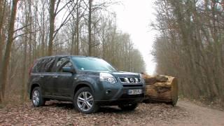 Essai Nissan X-Trail 2011
