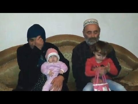 Askhab Murtazaliev's parents call for help (Chechnya)