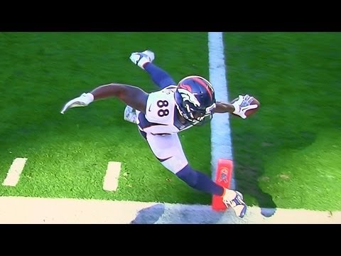 Broncos vs Chargers Week 10