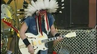 Ted Nugent Live Great White Buffalo