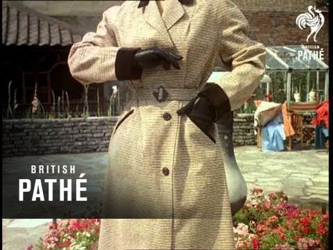 Raincoat Fashions (1956)