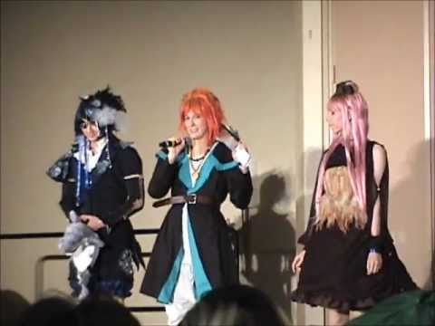 YaoiCon 2011 - cosplay pt. 2