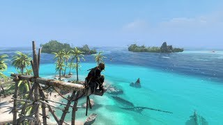 Assassin's Creed IV Black Flag: Locations and Activities