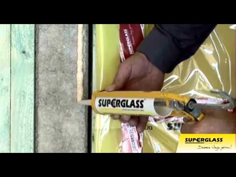 Superglass - Steildach modernisierung von aussen