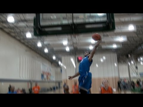 Jaycee Hillsman '14 (Simeon HS) Chicago Meanstreets MIX
