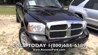 2008 Dodge Dakota crew cab side test videos