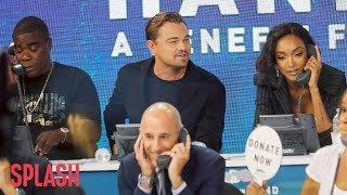 Celebrities at 'Hand in Hand Hurricane Benefit' Raise $14.5M For Relief   Splash News TV