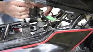 Problemas con el encendido de motocicleta