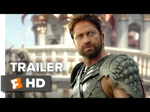 gods of egypt official trailer 1 2016 gerard butler. Black Bedroom Furniture Sets. Home Design Ideas