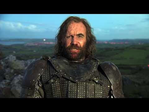 Game of Thrones: Roast Joffrey - Rory McCann Describes Joffrey (HBO)