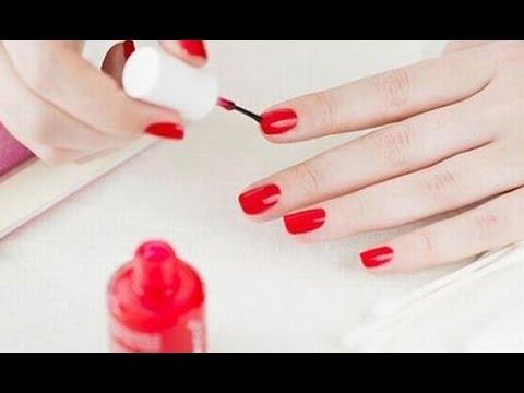 AnaTran - Cách sơn móng tay đẹp không bị lem mà đều