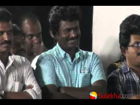 Actor Imman Annachi at Velmurugan Borewell Movie Audio Launch