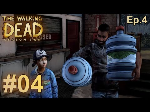 The Walking Dead Season 2: Episode 4 Walkthrough Part 4 - Searching for Supplies