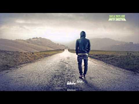 Giá như có thể ôm ai và khóc-Phạm Hồng Phước(Lyric+Kara)