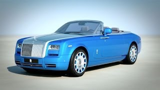 NEW 2015 Rolls-Royce Phantom Drophead Coupé Waterspeed Collection