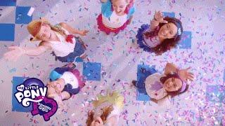 MLP Equestria Girls™ Brand Anthem Friendship Is Magic