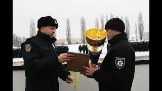Спортсмени ХНУВС отримали нагороди