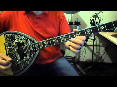Μάθημα Μπουζουκιού 02 Φραγκοσυριανή www.tetraxordo.com