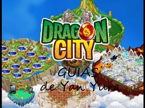 Guia Dragon City - Parte 1 El inicio