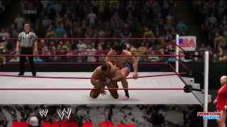 WWE Payback 2014 Rusev Vs Big E Pg