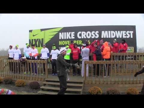 nike midwest regional cross country meet 2014