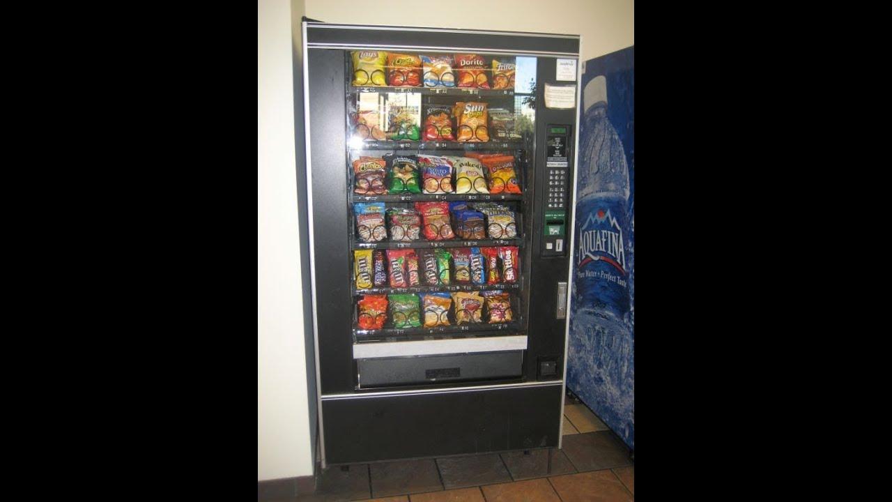 vending machine hacks that work
