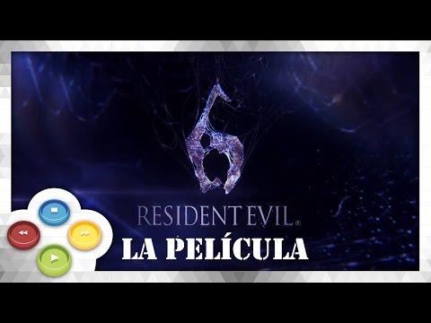 Resident Evil 6 Pelicula Completa Español