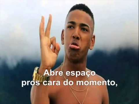 MC NEGO DO BOREL   OS CARAS DO MOMENTO ♪♫ COM LETRA