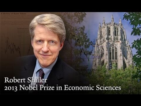 Robert J. Shiller shares 2013 Nobel Prize in Economic Sciences