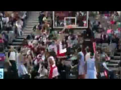 Valanciunas Slams | Denver Nuggets vs Toronto Raptors | December 1, 2013 | NBA 2013-14 Season