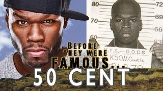50 CENT - Before They Were Famous - CURTIS JACKSON
