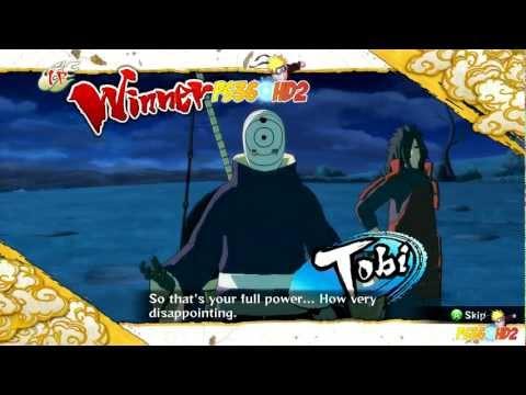 Naruto Shippuden: Ultimate Ninja Storm 3: Vs Battles (Tobi,Nagato,Madara+more)