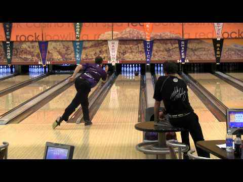2012 Tournament of Champions Round of 36 Bowler Compilation
