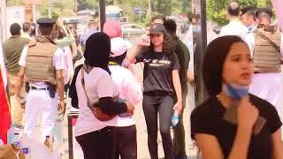 ناخبون: استمرار إقبال المواطنين على