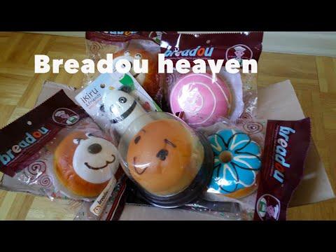 Squishy Breadou Collection - My Breadou Squishy Collection + Mini Revi