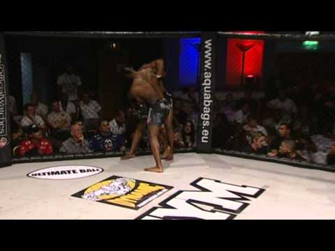 UCMMA 28 - Galore Bofando vs Wendle Lewis KNOCKOUT