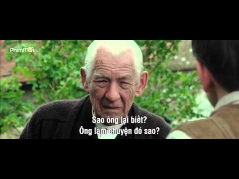 THÁM Tử TÀI BA SHERLOCK HOLMES 2015 - VIETSUB 720P