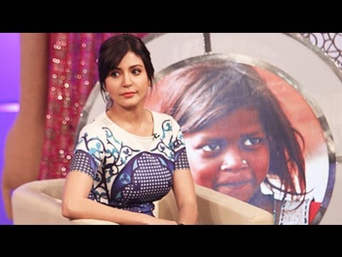 Anushka Sharma pledges support to 50 girls