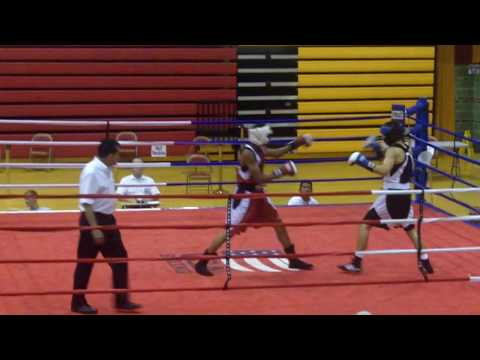 2010 National Junior Olympics Quarterfinal Justin Deloach vs. Jesse Mendoza
