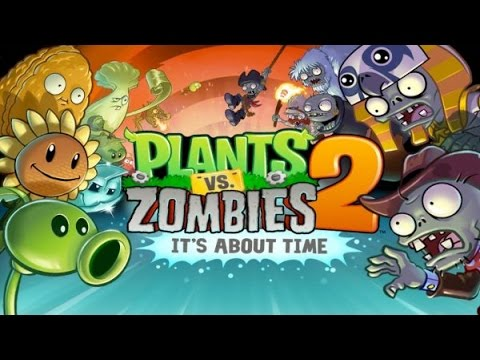 Plants vs Zombies 2 PC - Tải game hoa quả nổi giận 2 PC