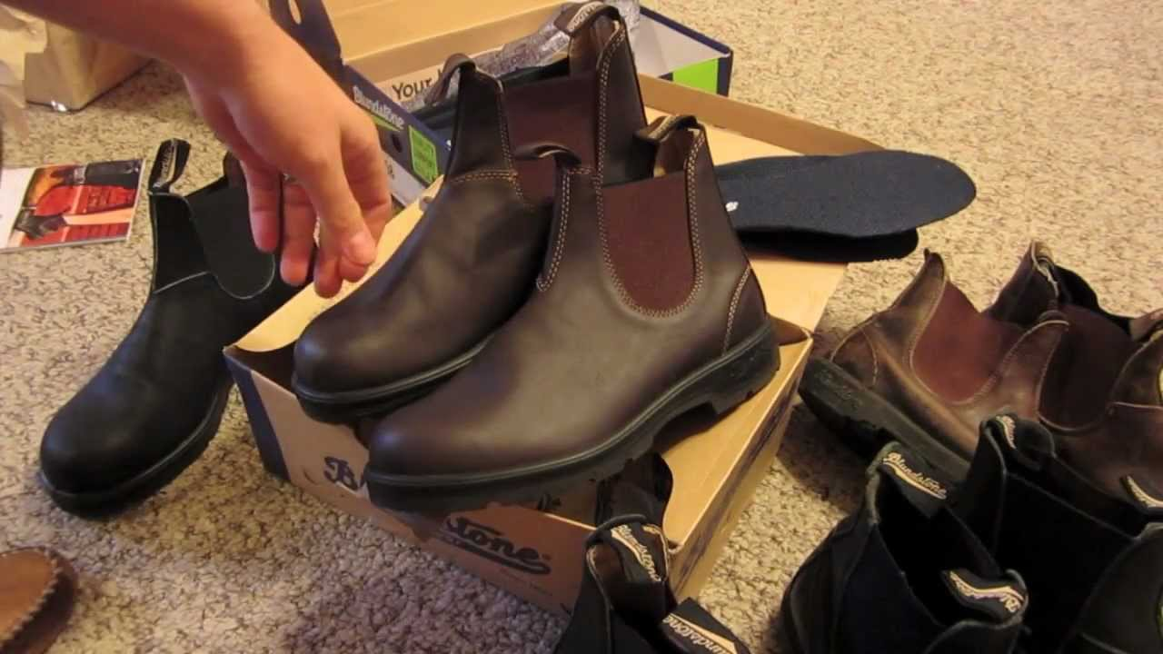 New Blundstones Replacement For My Old Favorites Youtube