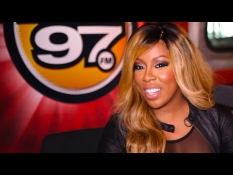 K Michelle speaks about Erica Mena, L&HH NY, Rebellious Soul & More!