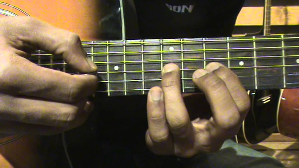 Baarish Yaariyan Guitar tabs tutorial by Likhith Kurba - YouTube