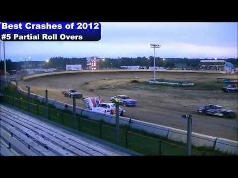 Dirt Race Central 2012 Top 10 Crashes