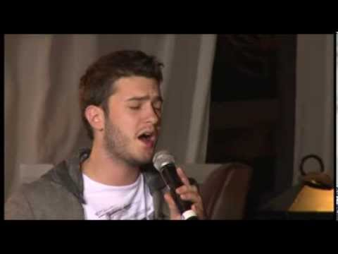 Lukijan Ivanovic (All Of Me - John Legend) judges' houses - X Factor Adria - Sezona 1
