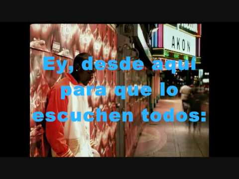 Lonely - Akon [subtitulos español] /Spanish Lyrics/