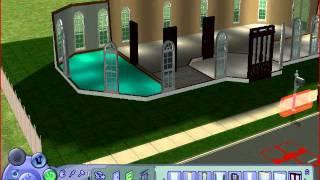 Construindo Casa De Classe Média Alta No The Sims 2