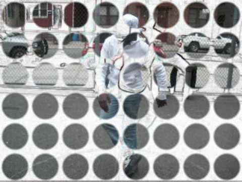 Mr. Vegas / Black Ryno - Deh Pon The Scene / Shot A Buss