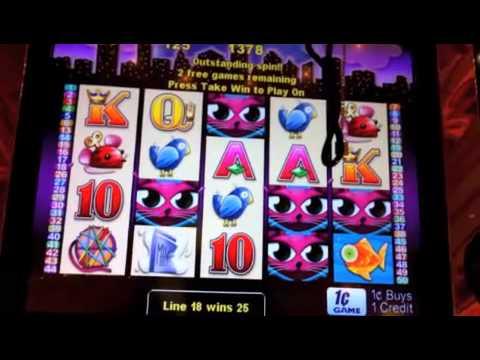 Miss Kitty Slot Machine - Free Miss Kitty Slots